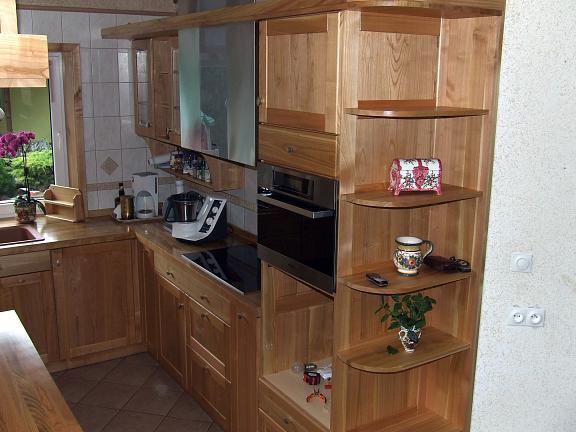 Kuchnie - stolarnia